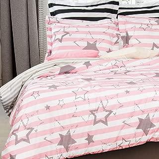 soft pink bedding sets