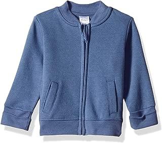 Hanes Boys' Ultimate Baby Zippin Fleece Jacket