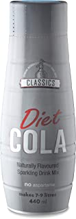 SodaStream Classics Diet Cola Drink Mix , 0.63kg