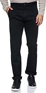 Giordano Men's 01118015 Slim Tapered Khakis