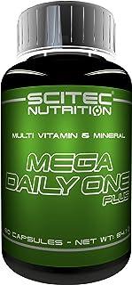 Scitec Nutrition Mega Daily One Plus Multivitaminas y minerales 60 cápsulas