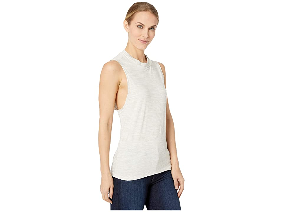 Reebok Elements Marble Tank Top (Parchment) Women