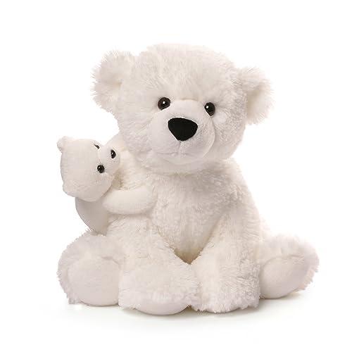 d0f14326f90 GUND Polar Bear   Baby Plush