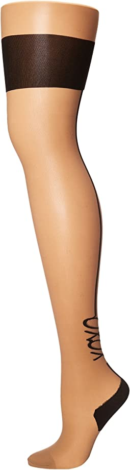Pretty Polly - Hugs and Kisses XOXO Tights