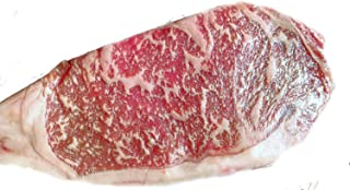 Full Blood Wagyu New York Steaks - Package of Five 12 oz