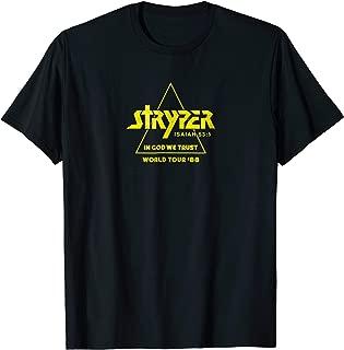 Stryper tshirt