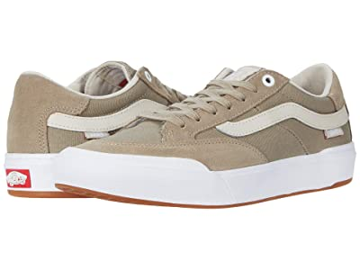 Vans Berle Pro (Rainy Day/Desert Taupe) Skate Shoes