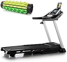 ProForm 905 CST Folding Incline Treadmill & Dual Density Foam Massage Roller