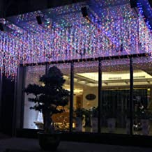 Best coloured led icicle lights Reviews