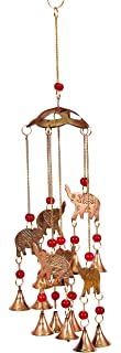 diollo Wind Chimes Brass Bell Decoration Wind Chime Christmas & Home Decoration