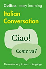 Easy Learning Italian Conversation: Trusted support for learning (Collins Easy Learning) (Corsican Edition) Kindle Edition