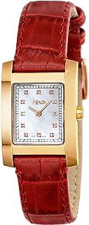 [フェンディ]FENDI 腕時計 クラシコ ホワイトパール文字盤 ダイヤ F704247D レディース 【並行輸入品】