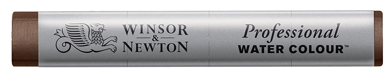 Winsor & Newton Professional Water Colour Stick, Burnt Umber
