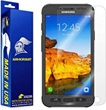ArmorSuit MilitaryShield Screen Protector for Samsung Galaxy S7 Active - [Max Coverage] Anti-Bubble HD Clear Film