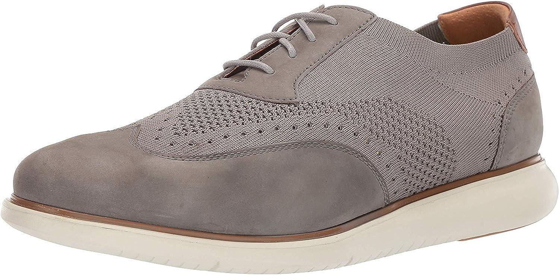 Florsheim Many popular brands Men's Foster Luxury Knit Wingtip Oxford Sneaker with Sole