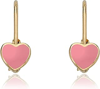 Best gold plated children's earrings Reviews
