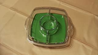 The Pampered Chef Small Cool N Serve Tray