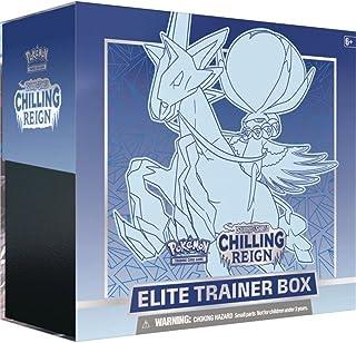 Pokemon SAS6 Chilling Reign Ice Elite Trainer Box