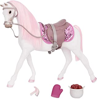 Glitter Girls by Battat – 14-inch Norwegian Horse Shimmers – Toys, Accessories, and Pets for Dolls – Ages 3 and Up