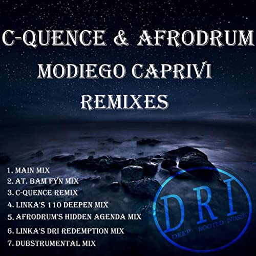 MoDiego Caprivi (AfroDrums Hidden Agenda Mix) by C-Quence ...