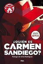 ¿Quién es Carmen Sandiego? (FICCIÓN KIDS) (Spanish Edition)