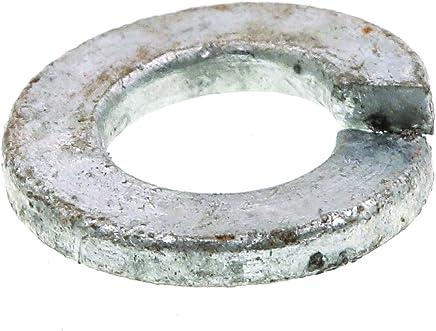 15//16-32 Nickel Plated Hex Nut 30 pcs