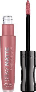 Rimmel London, Stay Matte Liquid Lip Colour, 110 Blush, 5.5 ml - 0.18 fl oz
