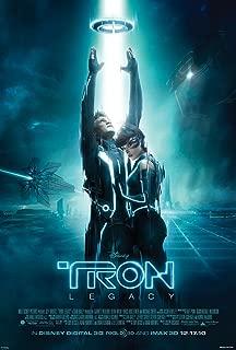 Tron Legacy 18.5x27 Original D/S Movie Poster