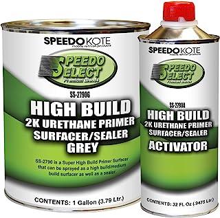 Speedokote SS-2790G/SS-2790A Super Fill High Build Primer Gray