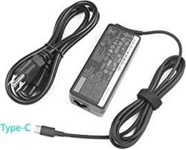New AC Charger for Lenovo ThinkPad T480 T480S 4X20M26268 ADLX65YLC2A ADLX65YAC2A ADLX65YCC2A ADLX65YDC2A Model Laptop Power Supply Adapter Cord 65W USB C