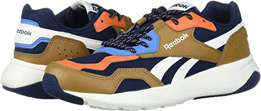 Collegiate Navy/Wild Brown/Fiery Orange