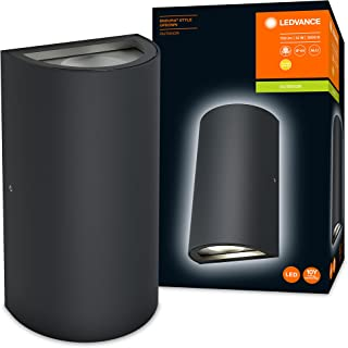LEDVANCE Oprawa ścienna i sufitowa LED: for ściana, ENDURA® STYLE UPDOWN / 11,50 W, 220…240 V, kąt rozsyłu światła: 110°, ...