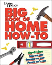 Big Book of Home How-To (Better Homes & Gardens Do It Yourself)