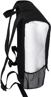 luning Mochila de viagem, capa de transporte, bolsa protetora de transporte, bolsa de ombro para acessórios PS5, masculin...