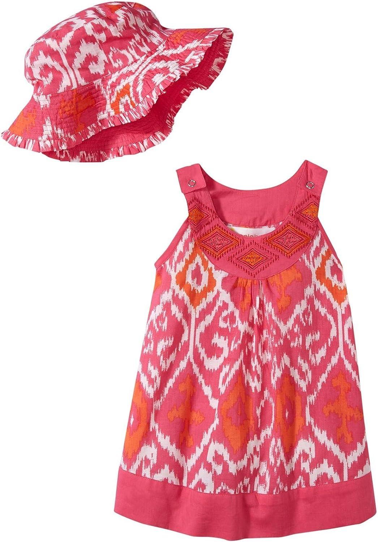 Masala 70% OFF Outlet Baby Girls' Magu Omaha Mall Set-Maliku 2pc Ikat Dress