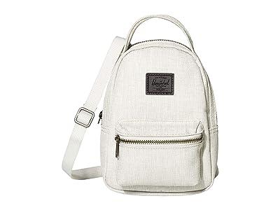 Herschel Supply Co. Nova Crossbody (Vapor Crosshatch) Handbags