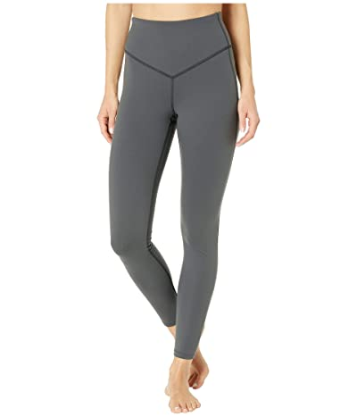 The North Face Perfect Core High-Rise Tights (Asphalt Grey) Women