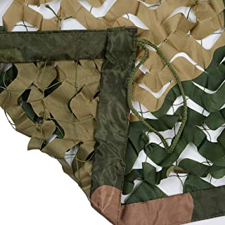 Image of Camouflage Net,Army Mesh Nets Sun Mesh,Camo Netting Woodland Shooting Hide Hunting Netting Camouflage Party Decoration Themed Restaurant Decor Theme Party CS Game