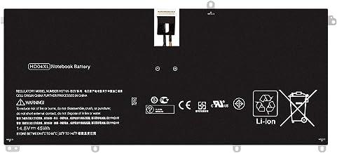 14.8V 45Wh HD04XL 685989-001 685866-1B1 Batería del Ordenador portátil para HP Spectre XT Pro 13 b000 HP Spectre XT 13-2114TU HP Envy Spectre XT 13-2050NR Envy Spectre TU XT 13-2000eg XT 13-2021
