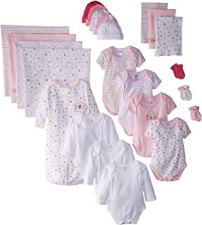 Baby Boys' Newborn 23-Piece Essential Baby Layette Set