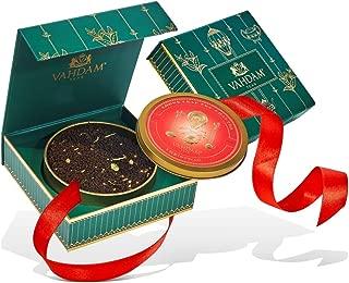VAHDAM, Christmas Chai 🎄🎁 Tea Gift Set | LIMITED EDITION Holiday Tea Blend 🎅| Black Tea, Cinnamon, Cloves, Black Pepper | The Best Christmas Gift for Everyone ⭐️☕️