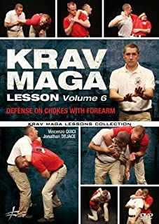 Krav Maga Lesson Vol.6 – Defense on Chokes with Forearm