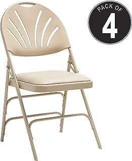 Samsonite 51659-2899 Folding Chair, Neutral