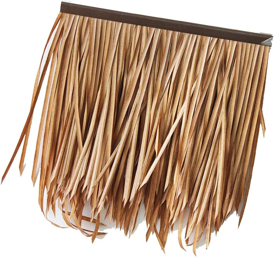 Palm Thatch Artificial Thatc Fake Courier shipping Denver Mall free Tile