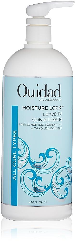 ゴミ箱リビジョン振りかけるウィダッド Moisture Lock Leave-In Conditioner (All Curl Types) 1000ml/33.8oz並行輸入品
