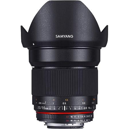Samyang F2 8 14 Mm Objektiv Dslr Canon Ef Manueller Kamera