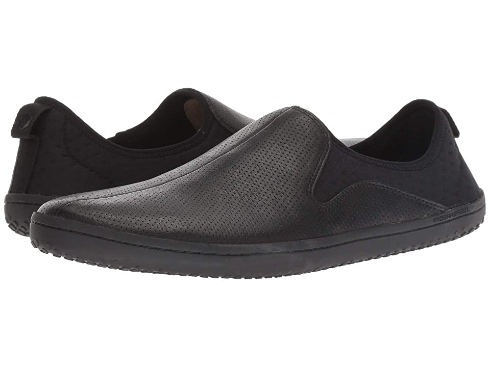 Vivobarefoot Slyde Leather (Black) Men