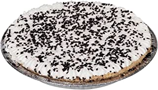 Sara Lee Chef Pierre Traditional Chocolate Cream Pie, 10 inch -- 6 per case.