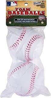 Franklin Sports MLB Replacement Foam Balls 2 pk No. 14941