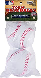 Franklin Sports MLB Replacement Foam Balls 2 pk No. 14941